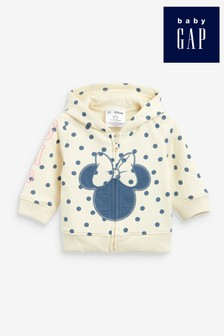 Gap Baby Disney Minnie Mouse Spot Hoodie