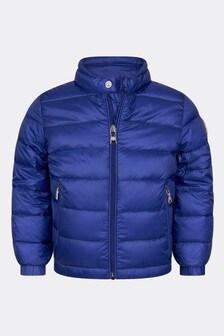 Moncler Enfant Baby Boys Blue Acorus Jacket