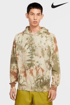 Nike Club Fleece Tie Dye Pullover Hoody