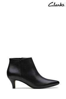 Clarks Black Linvale Sea Boots
