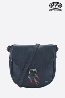 Animal Indigo Blue Cori Cross Body Bag