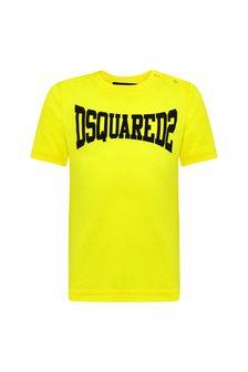Dsquared2 Kids Cotton T-Shirt