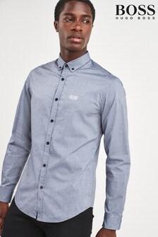 BOSS Blue Biado Logo Shirt