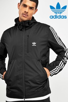 adidas Originals Black Lock Up Jacket