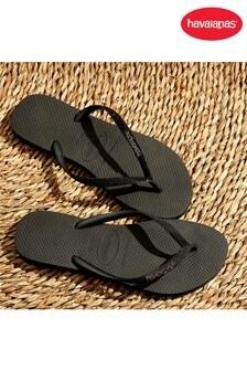 Havaianas® Slim Sparkle Flip Flops