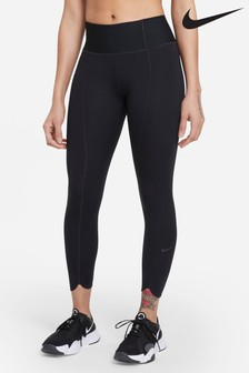 Nike One Luxe Icon Clash Cropped Leggings