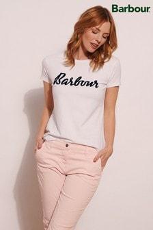 Barbour® Rebecca T-Shirt mit Logo