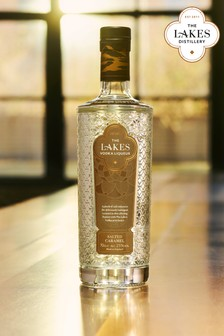 Salted Caramel Vodka Liqueur 70cl by The Lakes Distillery