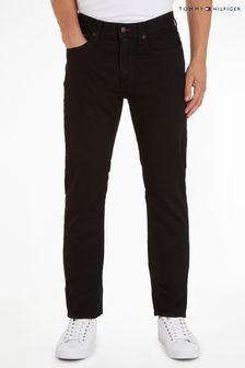 Tommy Hilfiger Black Core Slim Bleecker Denim Pants