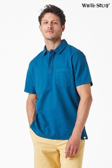 White Stuff Teal Thielsen Polo