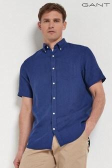 GANT Regular Linen Shirt