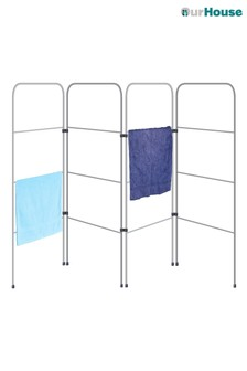 4 Panel Gate Folding Airer by Our House