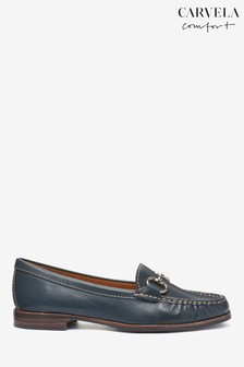 Carvela Comfort Click Navy Shoes