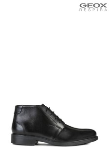 Geox Men's Dublin Black Shoe