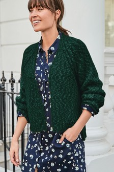 Button V Cardigan