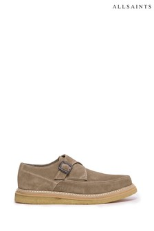 AllSaints Rollin Monk Suede Shoes
