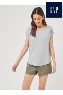 Gap Short Sleeve Crew Neck T-Shirt