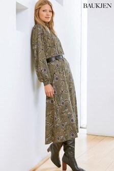 فستان Juliet أخضر من Baukjen