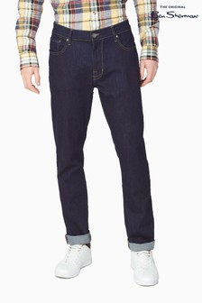 Ben Sherman Straight Rinse Wash Jeans