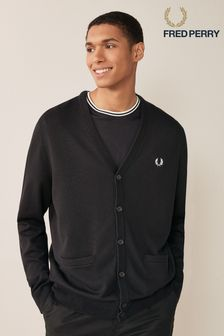 Fred Perry Classic Cardigan