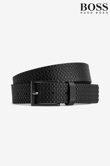BOSS Black Ther Embossed Belt