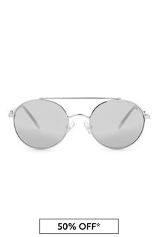 Molo Girls Transparent Sunglasses