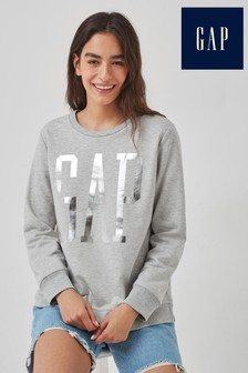Gap Long Sleeve Logo T-Shirt