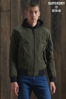 Superdry Military Flight Bomber Jacket