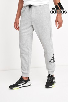 adidas Grey Must Have Badge Of Sport Joggers
