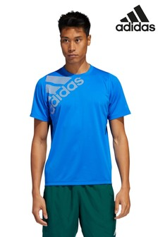 adidas Blue Badge Of Sport T-Shirt