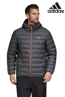 adidas Synthetic Fill Hooded Jacket