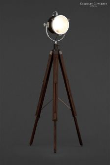 Culinary Concepts Tripod Floor Lamp