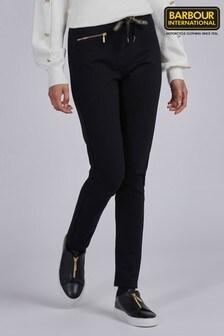 Barbour® International Black Formal Qualify Leggings