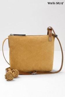 White Stuff Gold DeeDee Cross Body Bag