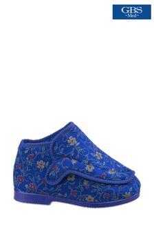 GBS Blue Rhona Slippers