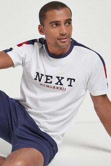 Sporty Short Pyjama Set