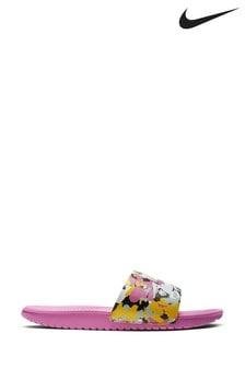 Nike Melted Crayon Kawa Junior & Youth Sliders