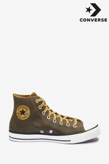 Converse Brown All Star High Top Trainers