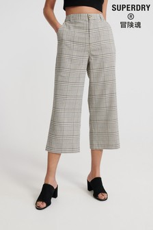 Superdry Summer House Wide Leg Trousers