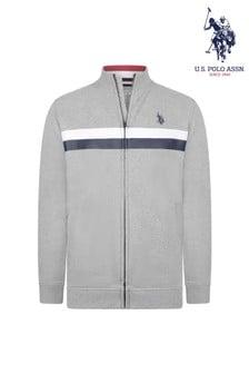 U.S. Polo Assn. Conservative Zip Funnel Jacket