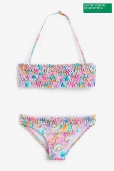 Benetton Pink Seaside Bikini
