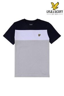 Lyle & Scott Boys 3 Panel T-Shirt