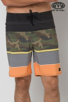 Animal Magano Fixed Waist Board Shorts