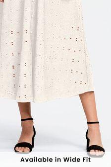 Forever Comfort® Simple Block Heel Sandals