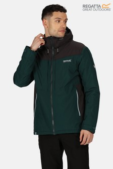Regatta Green Highton Stretch Waterproof Jacket