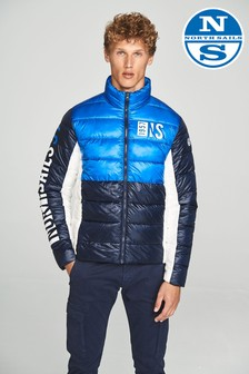 North Sails Blue Osaka Super Light Jacket