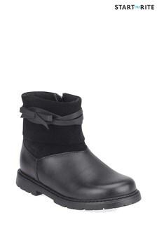 Start-Rite Black Whisper Shoes