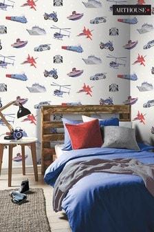 Arthouse Zoom Away Wallpaper
