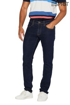 Esprit Blue Rinse Stretch Denim Jeans