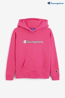 Champion Youth Pink Hoodie